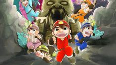 Spelunker HD Deluxe is a re-release that doesn't improve on old flaws. Tao, Nintendo Switch, Playstation, Video Game Reviews, Latest Video Games, Chinese English, July 15, Something Old, Indie Games