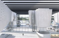 Winning Proposal for Cyprus Archaeological Museum Celebrates Regional History