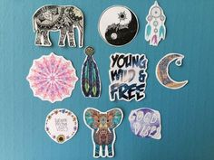 Cool Cars girly 2017: Tumblr stickers / boho stickers / bohemian stickers ( pack of 10 ) sticker pack ...  stickers Check more at http://autoboard.pro/2017/2017/08/25/cars-girly-2017-tumblr-stickers-boho-stickers-bohemian-stickers-pack-of-10-sticker-pack-stickers/