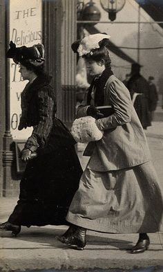 The Edwardian Bill Cunningham | Hint Fashion Magazine