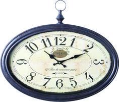 Wall Clock 50cm, Grand Hotel, Clocks, Home Decor, Store, Decoration Home, Room Decor, Storage
