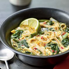25 Best Chicken Recipes | Coconut-Curry Chicken Soup | CookingLight.com