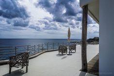 WHITE Exclusive Suites & Villas - als ob der Sommer nie zu Ende geht Basalt Rock, How To Order Coffee, Blue Hour, Hotel S, Boutique, White Walls, Lisbon, Villas, Coast