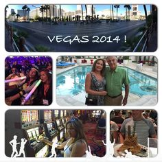 I want to Thank Shannon and Sean for hosting us in Vegas. We had a great time.