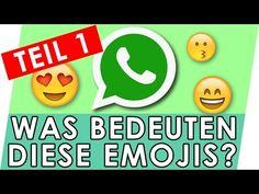 Whatsapp Emojis Bedeutung erklärt - Teil 1 Geniale Fakten, Tipps & Tricks - YouTube