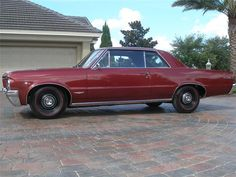 1964 PONTIAC GTO 2 DOOR HARDTOP - Barrett-Jackson Auction Company ...