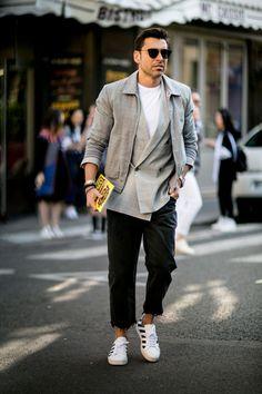 Best of Paris Men s FW Street Style Mens Fashion Week 075e2df97848