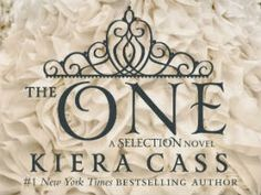 Cover Reveal: The One by Kiera Cass | Dreaming Under the Same Moon (Come by to gush over this gorgeous new cover!)