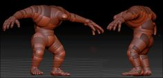 Orc Series: Advanced Sculpting with ZSpheres II -ZSpheres