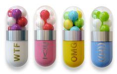 Edie Nadelhaft Artist Billionaire, Pills, Drugs, Luxury, Artist, Shopping, Collection, Artists