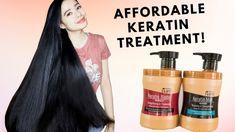 Affordable Keratin Hair Care Treatment For Frizzy Dry & Damage Hair-Beautyklove - Frauen Haar Modelle Products For Damaged Hair, Dry Damaged Hair, Dry Hair, Curls No Heat, Keratin Hair, Beard Growth, Hair Growth Oil, Beautiful Long Hair, Hair Transformation