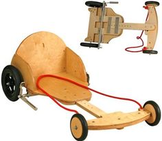 Runna GoKart - The Wooden Toy Box Store