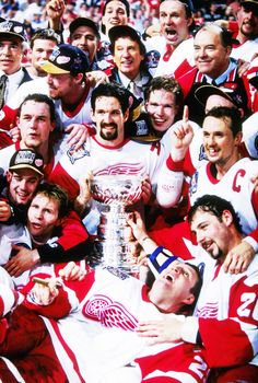 1997 Stanley Cup Champs