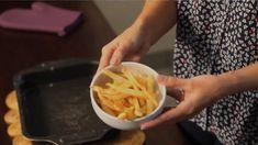 Mágicas na Cozinha: é batata frita, só que não...
