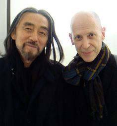 Yohji Yamamoto & Adrian Joffe