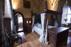 Tower Suites at Warwick Castle - this would be an actual dream come true.