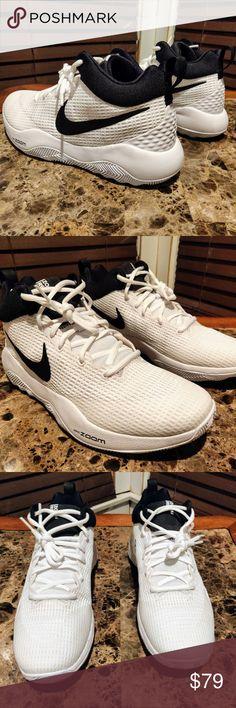 7b64ae09 Nike Zoom Rev TB 2017 [922048-100] NWOT Nike Zoom Rev TB 2017. Men's  BasketballNike ZoomBlack MenAdidas SneakersNike ShoesAthletic ShoesRetail Size ...