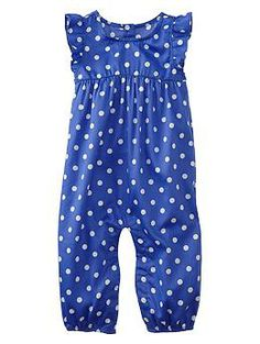 Paddington Bear™ for babyGap polka dot one-piece - A limited edition Paddington Bear™ collection for your newest little additions. Adventure awaits!