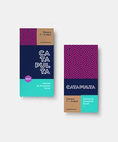 Some of the well designed branding materials.