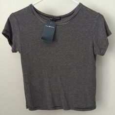Brandy Melville Kristen Top Brand new with tags, one size best fits S/M NO TRADES Brandy Melville Tops Tees - Short Sleeve