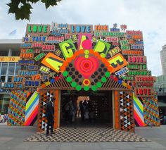 The Festival of Love, Southbank