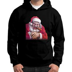 Now avaiable on our store: Evil Santa Claus ... Check it out here! http://ashoppingz.com/products/evil-santa-claus-mens-gildan-hoodie-1?utm_campaign=social_autopilot&utm_source=pin&utm_medium=pin