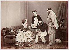 Jaar: 1856  Fotograaf: Olympe Aguado