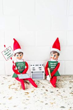 The 11 Best Free Elf on the Shelf Printables The Eleven Best