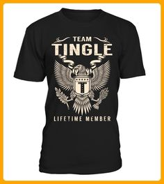 Team TINGLE Lifetime Member - Shirts für singles (*Partner-Link)