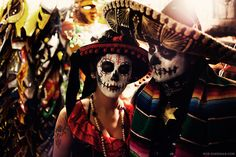Dia De Los Muertos Festival (Originated In Mexico)