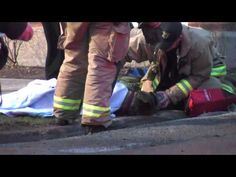 Amazing Footage: Firefighters Save Dog From Burning Building (VIDEO) | One Green Planet