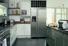 cucina con frigo separato - Cerca con Google