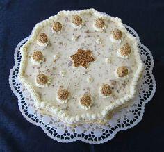 Silvia's Tortenträume: Giotto-Torte Giotto Sahne Kuchen Cake   Rezept:  https://www.facebook.com/SilviasTortentraeume/photos/pcb.592800494154276/592799620821030/?type=1&theater