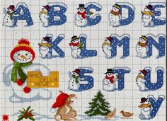 Cross Stitch Christmas Ornaments, Xmas Cross Stitch, Cross Stitch Letters, Cross Stitch Love, Cross Stitch Needles, Christmas Cross, Cross Stitch Charts, Cross Stitching, Cross Stitch Embroidery