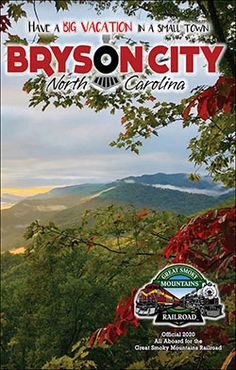 Order free Vacation Guide to attractions, dining, shops, activities and lodging near Bryson City, NC. Nc Mountains, North Carolina Mountains, Great Smoky Mountains, Appalachian Mountains, Free Vacations, Vacation Trips, Vacation Travel, Scenic Photography, Aerial Photography
