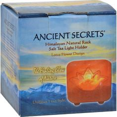 One of our popular Natural Non-GMO items Ancient Secrets H...  Find additional details http://allnaturalwarehouse.com/products/ancient-secrets-himalayan-salt-tea-light-lotus-pack?utm_campaign=social_autopilot&utm_source=pin&utm_medium=pin