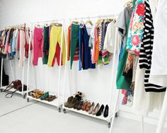 what i would love to see when i open my closet door