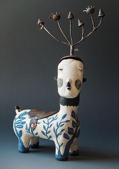 Morgan Brig | Mixed Media Sculpture
