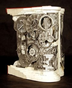 "Brian Dettmar ""Books Transformed"""