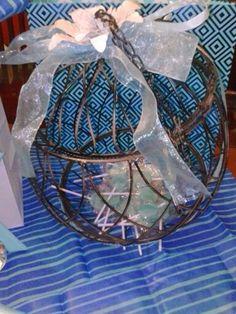 Gift card birdcage