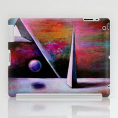 Journey into the matrix iPad Case by FUKU & S.Borkowska - $60.00