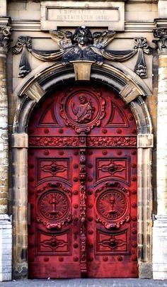 Red Doors 16