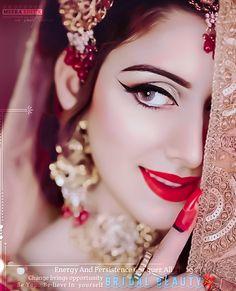 Wedding Dresses For Girls, Girls Dresses, Bridal Makup, Girl G, Profile Picture For Girls, Girls Dpz, Eid Mubarak, Bride, Floral
