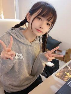 Pin on girl Asian Cute, Cute Asian Girls, Beautiful Asian Girls, Cute Girls, Uzzlang Girl, Girl Face, Cute Cosplay, Cosplay Girls, Petty Girl