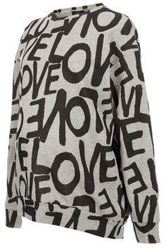 Maternity Love Sweatshirt  Spread a lil lovvvee today!