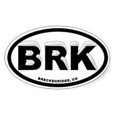 Breckenridge Colorado Sticker (Oval)> Non Apparel> High Altitudes Colorado Snow, Colorado Springs, Breckenridge Colorado, Things I Want, Stickers, Vacation, Cuddle, Rock Art, Switzerland