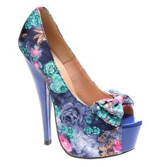 Pantofi de dama blue Time for Spring