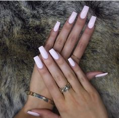 How to choose your fake nails? - My Nails Acrylic Nail Shapes, Summer Acrylic Nails, Best Acrylic Nails, Long Square Acrylic Nails, Long Square Nails, Long Nail Designs Square, Hair And Nails, My Nails, Long Nails