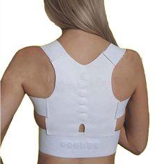 1Pcs Magnetic Therapy Posture Corrector Brace Shoulder Back Support Belt For Men Women Braces & Supports Belt Shoulder Posture