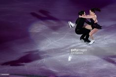 News Photo : Tessa Virtue and Scott Moir of Canada pserforms...